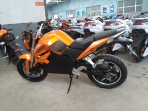 5000W Fast Speed 110kmh Ktm Electric Racing Motorbike Motorcycle pictures & photos
