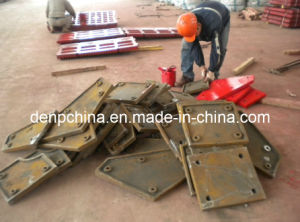 Jaw Crusher Spare Parts Liner Plate pictures & photos