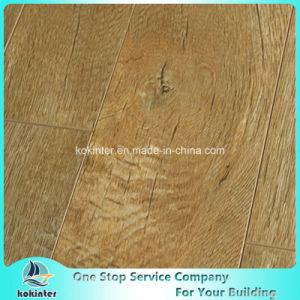 Kok Hardwood Flooring Laminate Random Width 10 pictures & photos