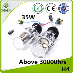 H4 35W Mini Projector Lens HID Xenon Bulb pictures & photos