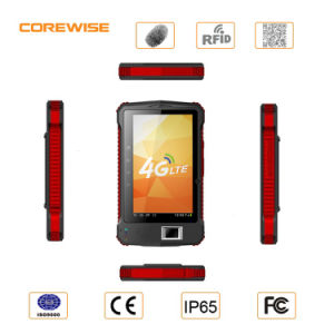 IP65 Rugged Tablet PC with Card Reader pictures & photos