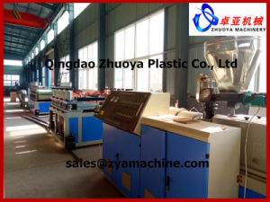 Sjsz80/156 PVC Skinning Foam Board Machine/PVC Celuka Foam Board Machine pictures & photos