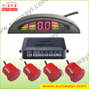 Best Selling LED Reverse Parking Sensors System New LED Parking Sensor