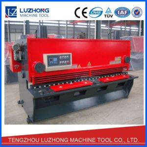 Shearing Machine QC11y-6*1500 Guillotine Hydraulic Shearing Machine pictures & photos