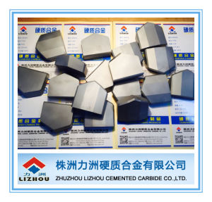 Tungsten Carbide Cutting Tools Parts of Brazed Tips