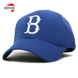 Plain Dark Blue Baseball Caps and Hats pictures & photos