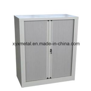 Metal Roller Doors Cupboards Low Rolling Shutter Door Filing Cabinet pictures & photos