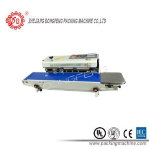 Continuous Bag Band Sealer Machine (DBF-770W) pictures & photos