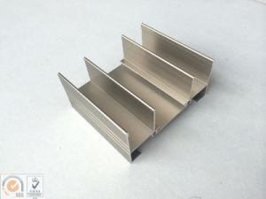 Lignt Brozen Anodized Aluminum Profile pictures & photos