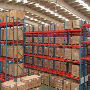 Heavy Duty Selective Warehouse Storage Pallet Rack pictures & photos