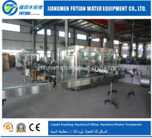 Carbonated Drinks Soda Water Filling Machine