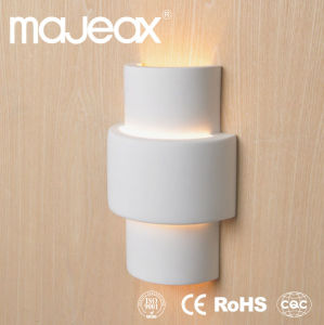 Indoor Gypsum Home Lighting Wall Lamp (MW-8215)