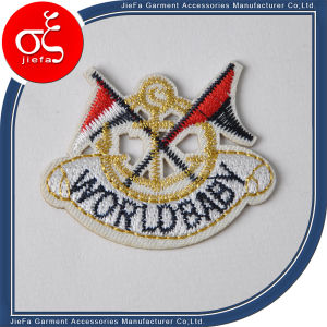 Custom Embroidery Logo Designs Badge pictures & photos