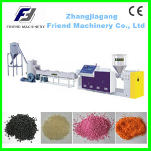 Plastic Cold Strand Granulation Equipment with CE pictures & photos