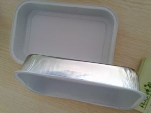 Airline Aluminium Food Box /Tray (F35075-W) pictures & photos