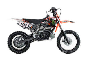 New Design Dirt Bike (SN-GS395-G)
