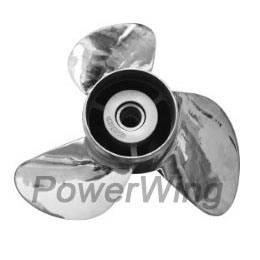 Powerwing Stainless Steel Marine Boat Outboard Propeller for YAMAHA Engine 160-130HP pictures & photos