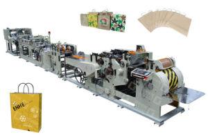 Sheet Feeding Paper Handbag Making Machine (GYHD-340) pictures & photos