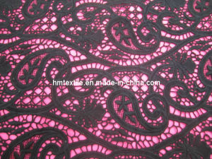 Top Design Lace Fabric (Y07)
