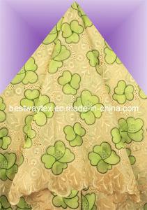 100% Cotton Swiss Voile Lace SL0204