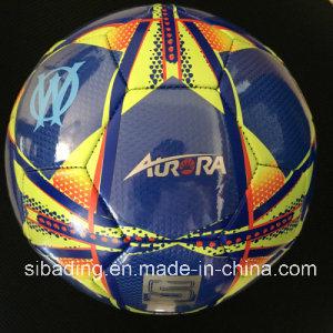 New Design PVC Laether machine Stitch Soccer/Football
