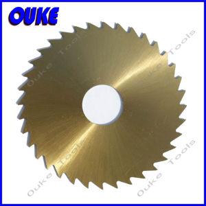 Metal Pipe Cutting HSS Slitting Saw Blade pictures & photos