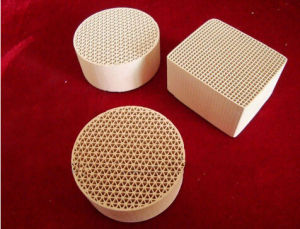 Cordierite Honeycomb Ceramic Filter for Foundry pictures & photos