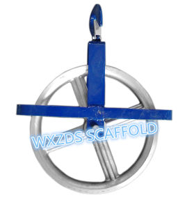 "12"" Gin Wheel for Scaffolding/Scaffold Wheel/Construction Equipment/Ringlock Scaffold pictures & photos"