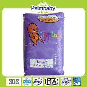 Tipptoe Super Absorbent Baby Diaper for Africa Market pictures & photos