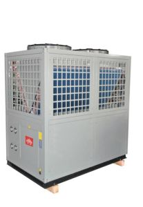 Air Source Heat Pump Modular Unit Air-Cooled Unit 68kw-Heating 66kw-Cooling pictures & photos