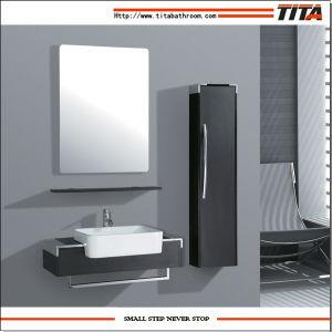 Vneer Plywood Bathroom Furniture Set Cabinet Hanging Cabinets Th9015