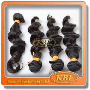 Grade 3 Indian Hair Remy Virgin Hair Extensions pictures & photos