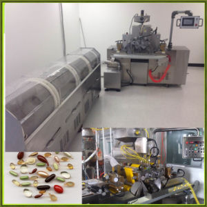 Soft Gelatin Capsule Filling Machine pictures & photos