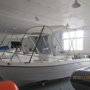 Liya 5m Commercial Fishing Boat Fiberglass Work Boat for Sale pictures & photos