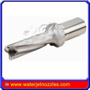 Rapid Drills, Indexable Type U Drills C32-SD42-3D for Metal Drilling Hole