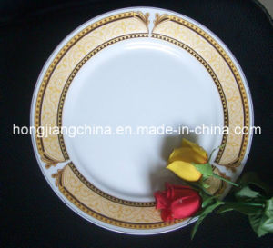 "10.5"" Dinner Plate pictures & photos"