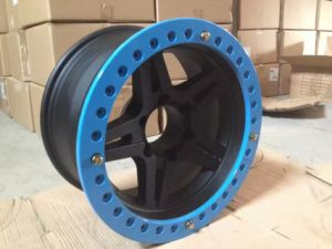 for SUV Car Bead Lock Wheel Rim Size 17X9 pictures & photos