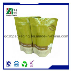 Food Grade Aluminum Foil Stand up Bag pictures & photos