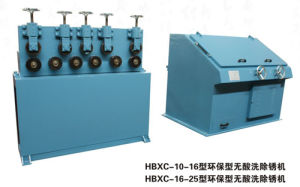 Environmental Non-Acid Descaler Machine pictures & photos