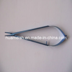 Microsurgery Needle Holder, Microsurgery Forceps pictures & photos