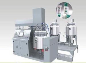 Zrj-100 Vacuum Mixing Mulser