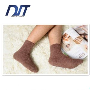 Thick Towel Socks Coral Fleece, Floor, Sleeping Socks
