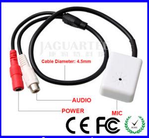 Cheap Price CCTV Sound Mic Audio Monitor