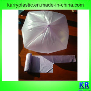 HDPE Plastic Trash Bags Garbage Bags pictures & photos