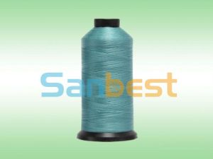 Higher Strength Bonded Polyester Multi-Filaments Sewing Thread pictures & photos
