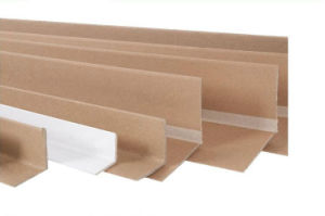 Wholesale Brown Good Quality V-Board Paper Corner Edge Protector pictures & photos