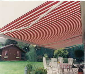 Hot Selling Motorized Retractable Awning with Best Price pictures & photos