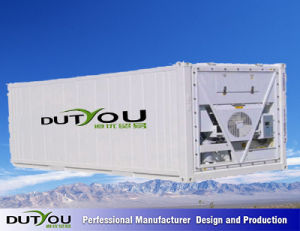 Steel Meat Reefer Container (BR RE-SP)