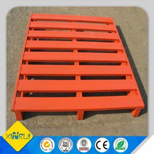 Heavy Duty Steel Pallets for Storage Warehouse pictures & photos