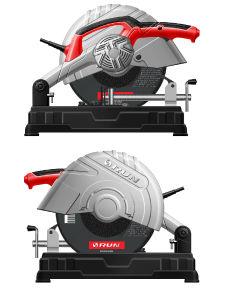 """R Series 355mm 14"""" 2200W Cut off Saw"""
